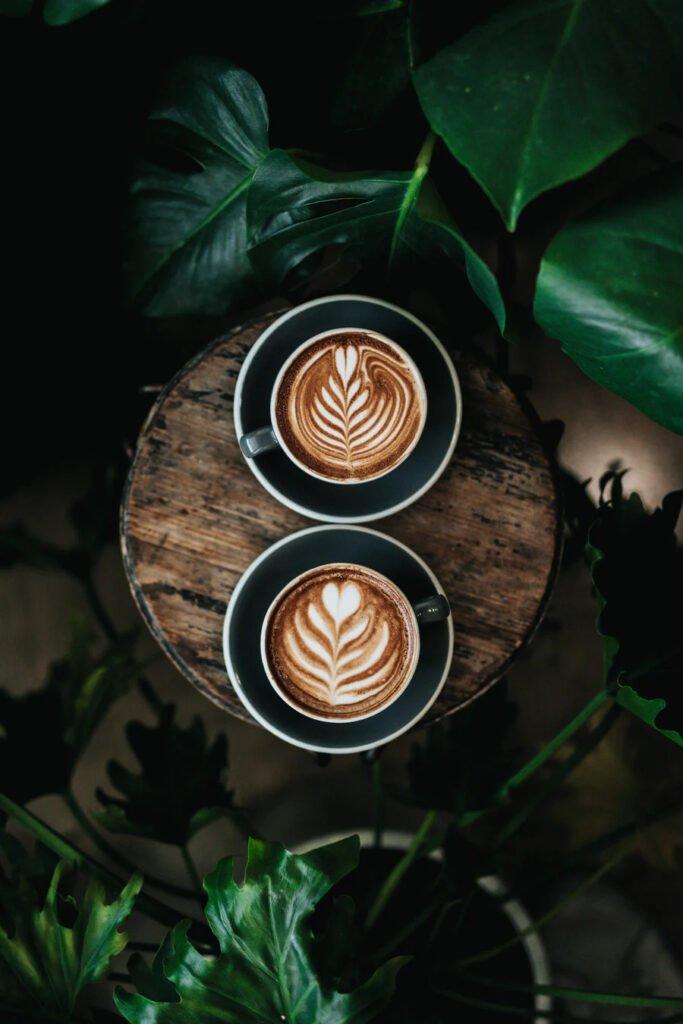 Karşılıklı Kahve İçelim